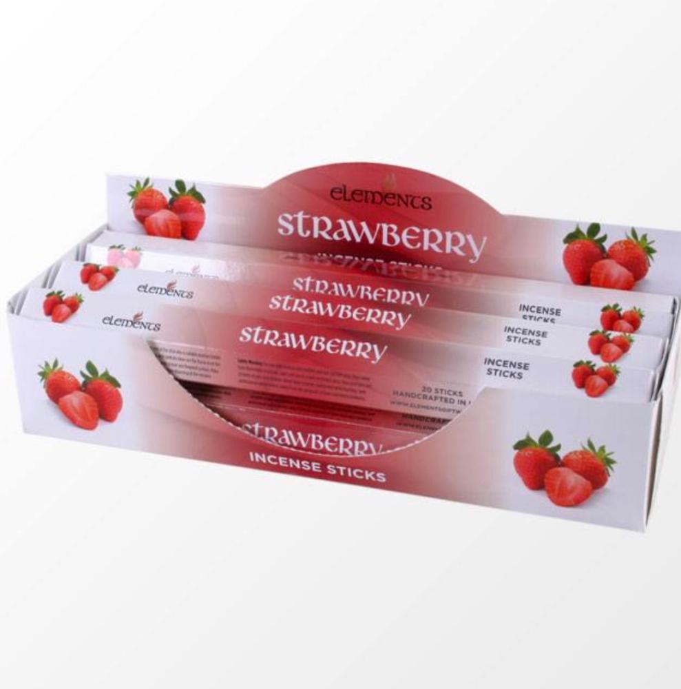 Elements - Strawberry Incense  Sticks