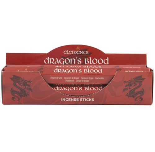 Elements Mystical - Dragons Blood Incense Sticks