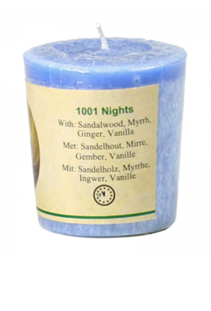 Chill-out Scented Candle - 1001 Nights