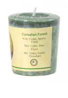 Chill-out Scented Candle - Canadian Forest