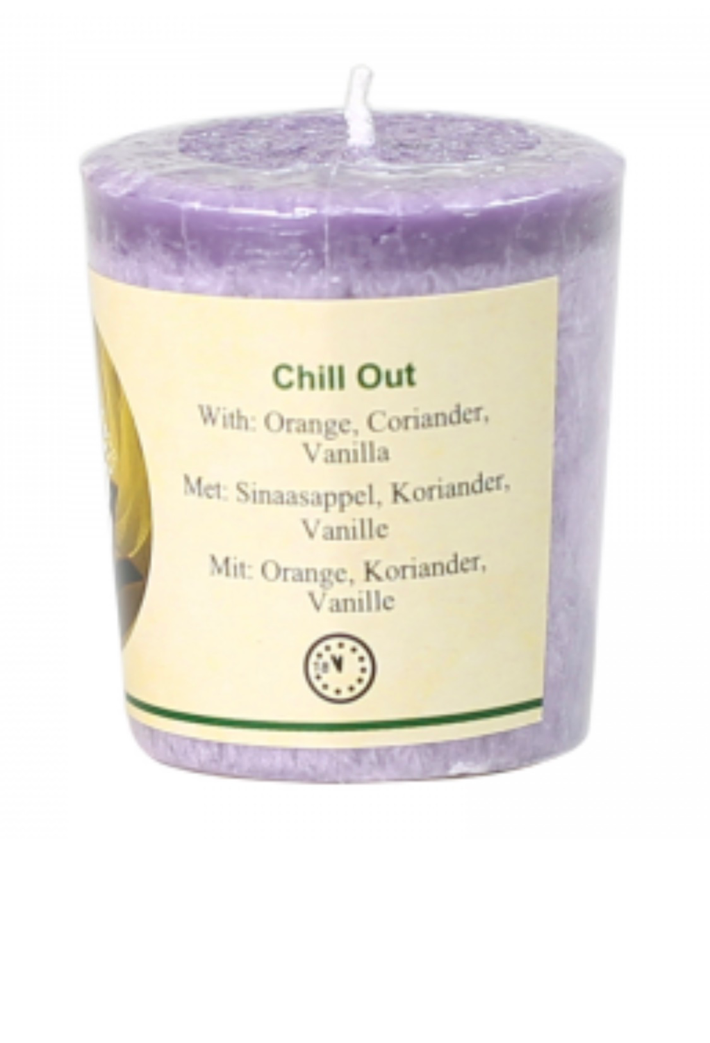 Chill-out Scented Candle - Chill-Out