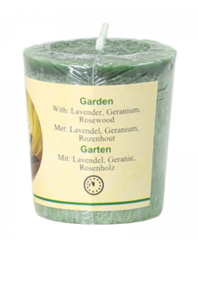 Chill-out Scented Candle - Garden
