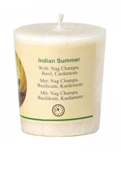 Chill-out Scented Candle - Indian Summer