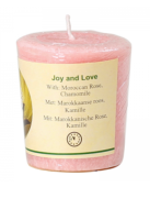 Chill-out Scented Candle - Joy and Love