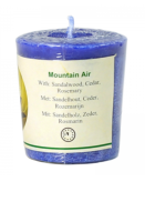 Chill-out Scented Candle - Mountain Air