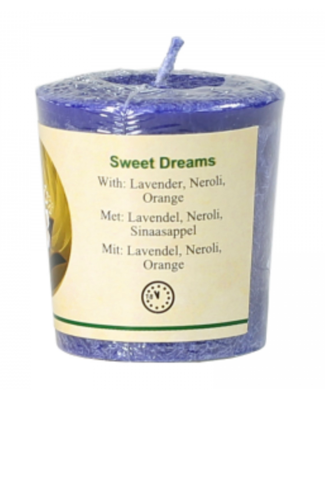 Chill-out Scented Candle - Sweet Dreams