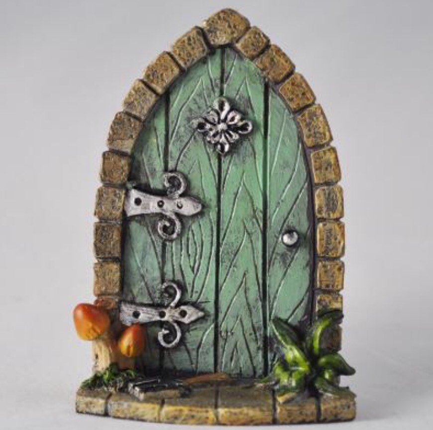 Fairy Door - Arched Stone