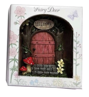Fairy Door - Pink Welcome