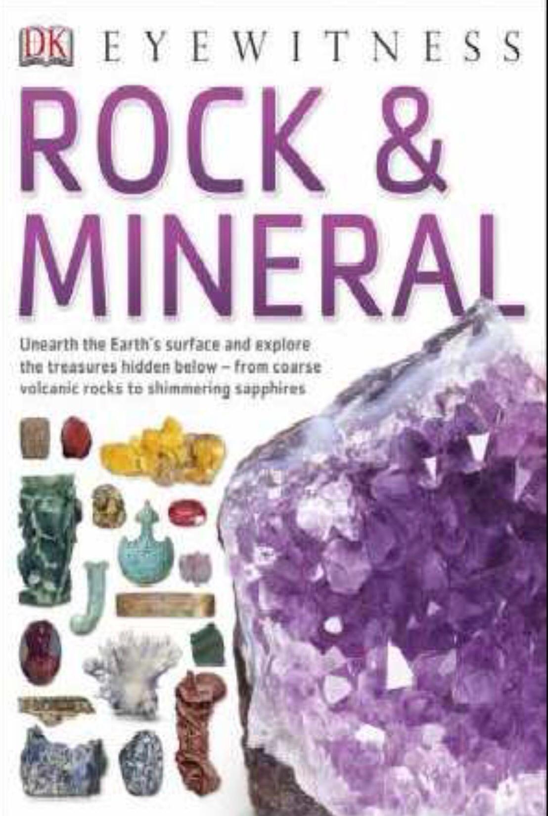 Eyewitness Rock & Mineral