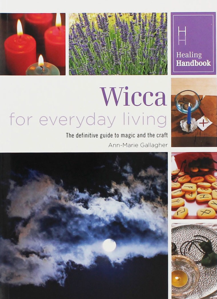 Healing Handbook - Wicca for Everyday Living