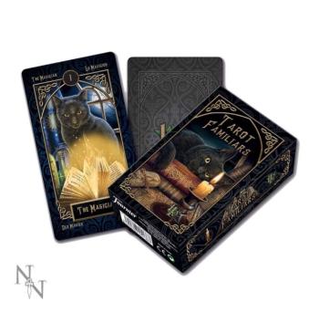 Tarot Familiars Tarot Cards