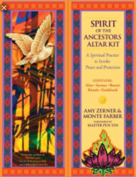 Spirit of the Ancestors Altar Kit - A spiritual Practice to Invoke Peace and Protection