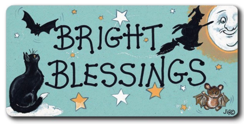 Magnet - Bright Blessings