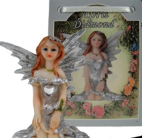 Birthstone Fairy - 04 April (Diamond)