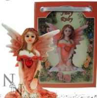 Birthstone Fairy - 07 July (Ruby)