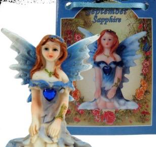 Birthstone Fairy - 09 September (Sapphire)
