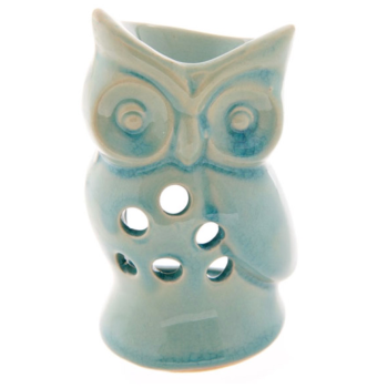 Oil Burner - Blue Owl