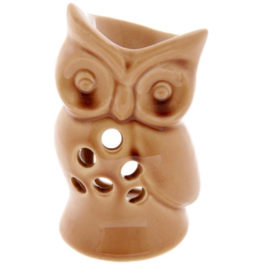 Oil Burner - Brown Owl