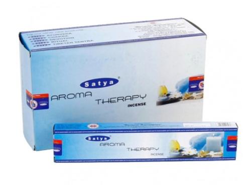 Satya - Aromatherapy Incense Sticks