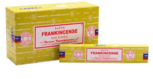 Satya - Frankincense Incense Sticks