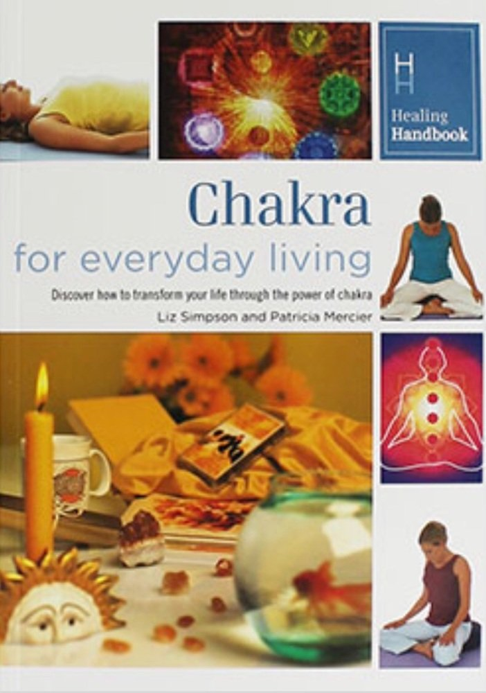 Healing Handbook - Chakra for Everyday Living