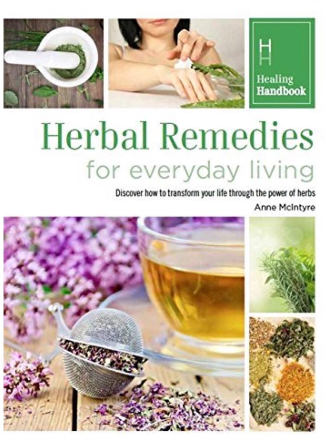 Healing Handbook - Herbal Remedies for Everyday Living