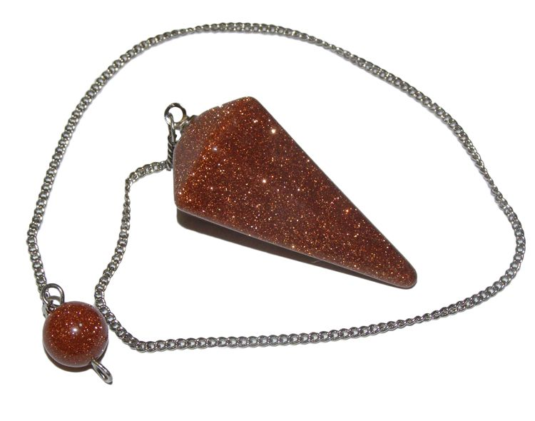 Faceted Pendulum - Goldstone