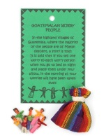 Guatemalan Worry People in Bag