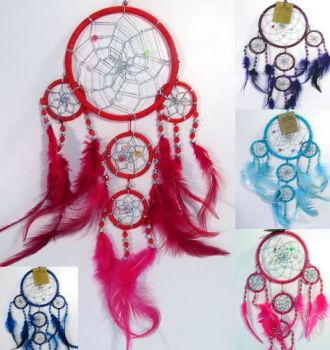 Bead Dreamcatcher