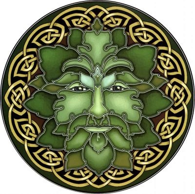 Window Sticker - Emerald Magic