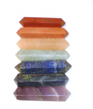 Chakra Stones Point - SET of 7