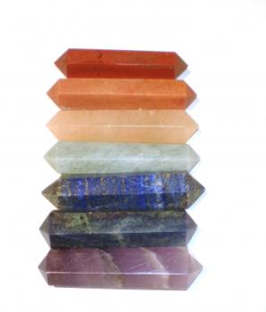 Chakra Stones Point - SET of 7
