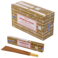 Satya - Arabian Musk Incense Sticks