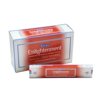Satya - Enlightenment Incense Sticks