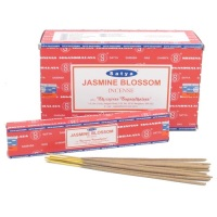 Satya - Jasmine Blossom Incense Sticks