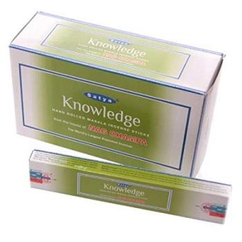 Satya - Knowledge Incense Sticks