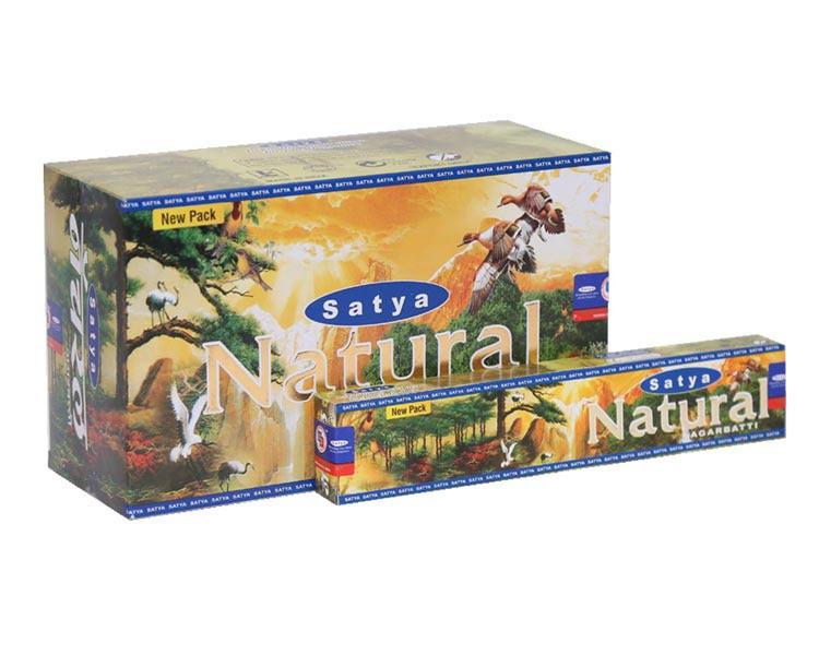 Satya - Natural Agarbatti Incense Sticks