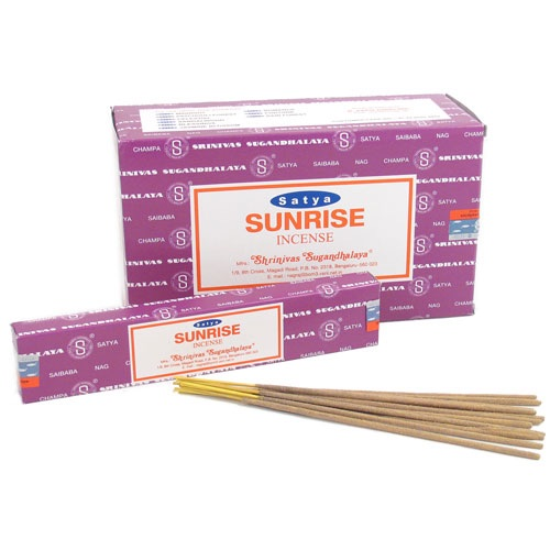 Satya - Sunrise Incense Sticks