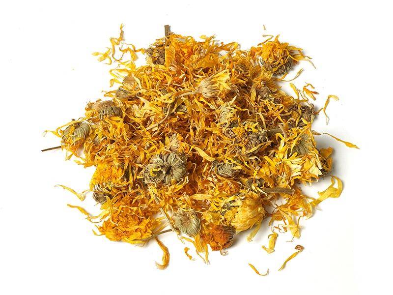 Herb Bag - Marigold Heads