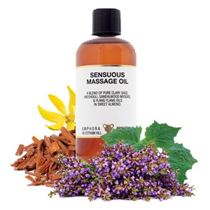 Massage Oil - Sensuous - 100ml