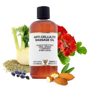 Massage Oil - Anti Cellulite - 100ml