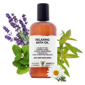 Bath Oil - Relaxing - 100ml
