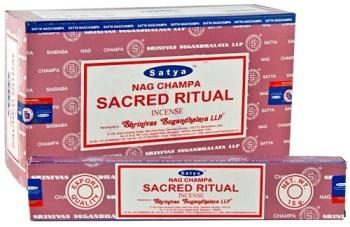 Satya - Sacred Ritual Incense Sticks
