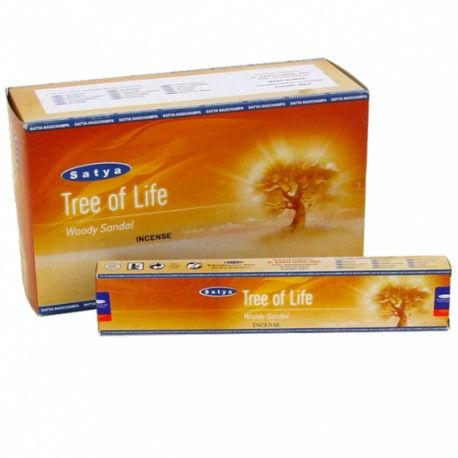 Satya - Tree of Life Incense Sticks