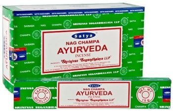 Satya - Ayurveda Incense Sticks