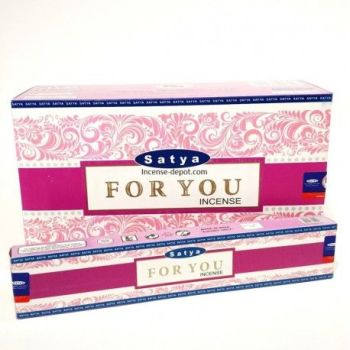 Satya - For You Incense Sticks