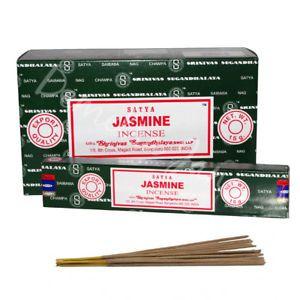 Satya - Jasmine Incense Sticks