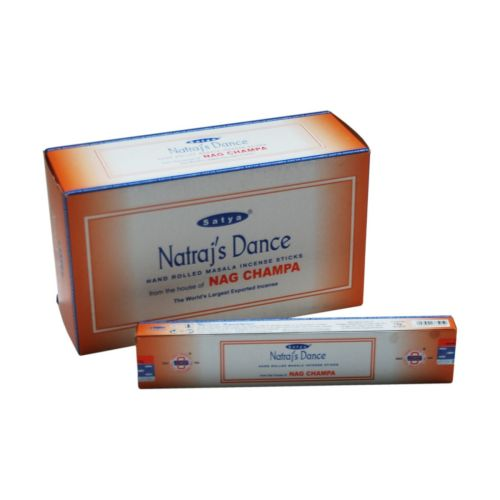 Satya - Natrajs Dance Incense Sticks