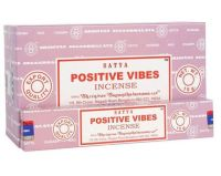 Satya - Positve Vibes Incense Sticks