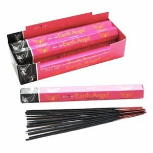 Stamford Pink - Earth Angel Incense Sticks
